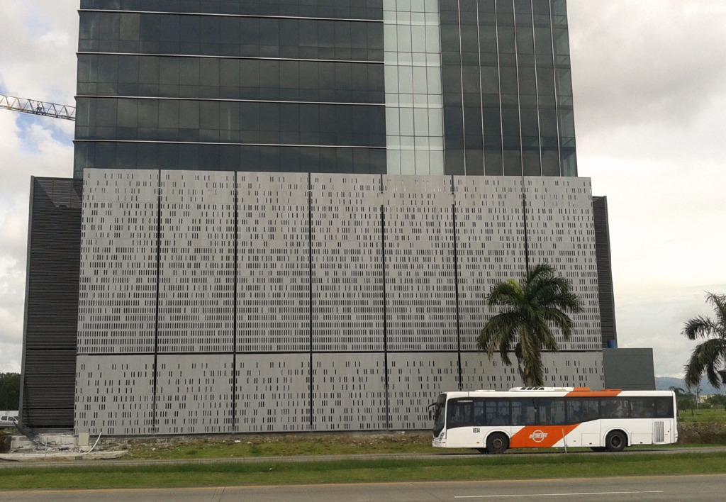 Fachada Grupo Corcione, Panama