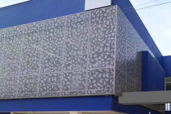 Fachadas bioclimaticas ventiladas disfachadas - Material para fachadas ...