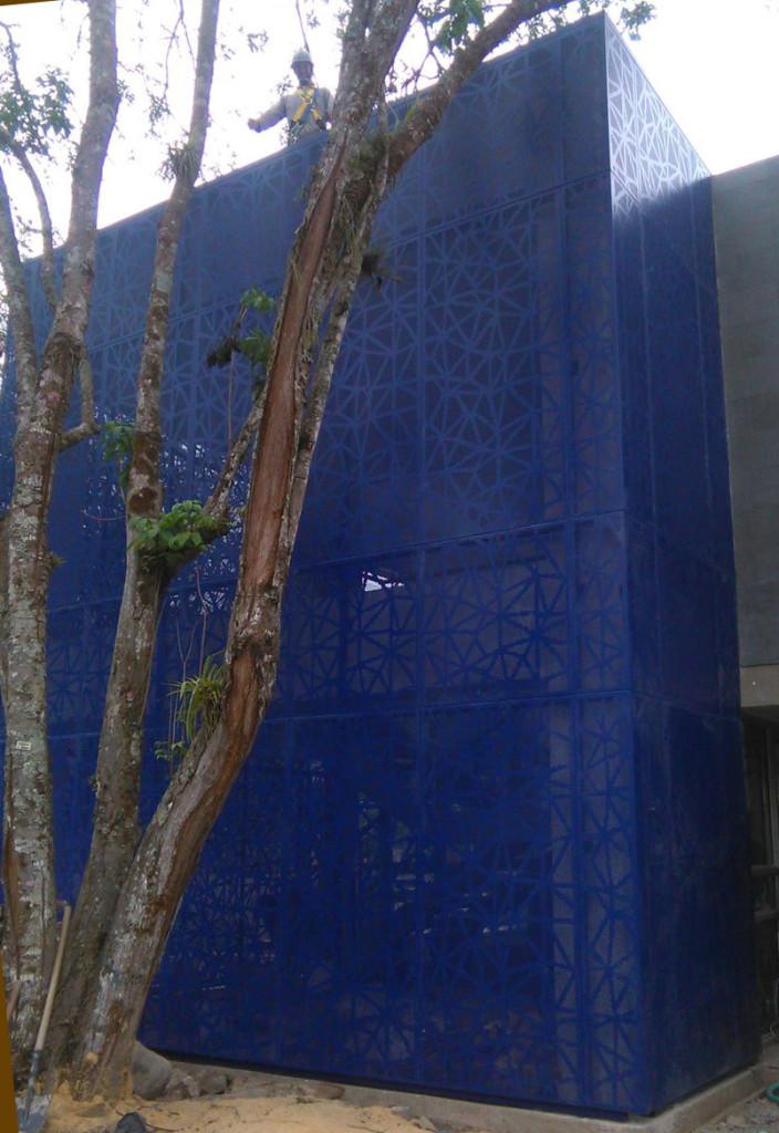 Disfachadas-fachada ventilada